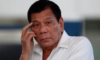 Tổng thống Philippines đề xuất duy trì thiết quân luật đến cuối năm