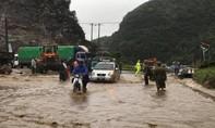 Lũ sông Thao vượt báo động 3 trong hôm nay