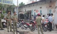 TP.HCM: Hàng chục cảnh sát giải cứu người vợ bị chồng dọa giết trong phòng trọ