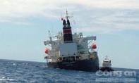 Cứu cạn thành công tàu Chemroad Journey