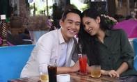 'Soái ca' Hứa Vĩ Văn thân thiết bên Nhung Kate trong phim mới