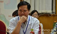 Vụ chạy thận 8 người chết ở Hòa Bình: Giám đốc bệnh viện xin từ chức