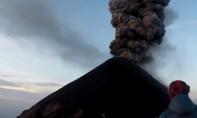 Núi lửa Fuego phun trào tại Guatemala