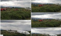 Thông tin 'máy bay rơi ở Nội Bài' là bịa đặt