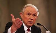 Sessions nhấn mạnh ông không từ chức bất chấp chỉ trích của Trump