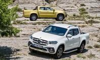 Xe bán tải của Mercedes sẽ không bán tại thị trường Mỹ