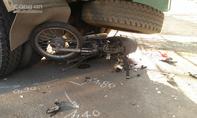 Tông đuôi xe tải, nam thanh niên thiệt mạng