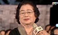 Nguyên Phó Chủ tịch nước Trương Mỹ Hoa bật khóc khi nhớ đến bạn tù Côn Đảo