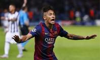 Clip: Neymar 'solo' ghi siêu phẩm giữa 6 cầu thủ Juve