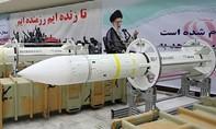 Đáp trả Mỹ, Iran công bố dòng sản phẩm tên lửa mới