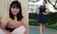 Giảm 60kg trong vòng 4 năm, cô gái lột xác thành mẫu bạn gái 'vạn người mê'
