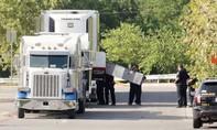 Mỹ: Phát hiện 9 người chết trong xe tải nghi nạn nhân của bọn buôn người