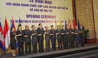 Các nước ASEAN cam kết chung tay phòng chống ma túy