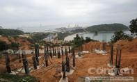 Phương án chống sạt lở tại dự án trái phép ở Sơn Trà