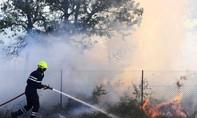 Cháy rừng trên diện rộng ở Pháp, hàng ngàn người dân di tản khẩn cấp