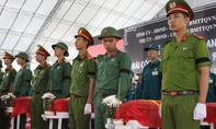 Truy điệu 42 liệt sĩ hy sinh tại Tam Giác Sắt