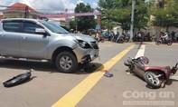 Nữ Phó phòng Hành chính Sở Tư pháp bị ô tô tông tử vong