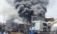 Vụ cháy 8 người tử vong: Thợ hàn xì làm bắn tia lửa vào trần gác xép