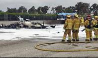 Mỹ: 2 ngày 3 máy bay rơi khiến 12 người thương vong