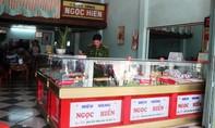 Một tiệm vàng ở Quảng Nam bị kẻ trộm đột nhập lấy tài sản
