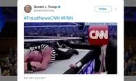 Đăng video đánh hạ CNN, ông Trump nhận chỉ trích dữ dội