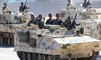 Trung Quốc duyệt binh rầm rộ kỷ niệm 90 năm thành lập quân đội