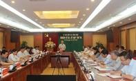 Ủy ban Kiểm tra Trung ương kiến nghị kỷ luật nhiều cán bộ lãnh đạo