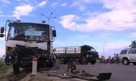 3 xe tông liên hoàn trên quốc lộ 1A ở Quảng Nam