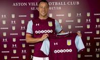 John Terry cập bến đội hạng Nhất Aston Villa