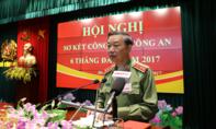 Bế mạc Hội nghị sơ kết công tác Công an 6 tháng đầu năm 2017