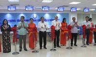 Bộ trưởng Trương Minh Tuấn cắt băng khai trương trung tâm hành chính công tỉnh Đồng Nai