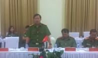 Công an TP.HCM tiếp đoàn lãnh đạo bộ Nội vụ Campuchia