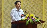Chủ tịch Nguyễn Đức Chung nói với người dân Đồng Tâm còn khúc mắc, sẽ sẵn sàng đối thoại