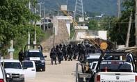Xung đột băng đảng, 28 tù nhân thiệt mạng tại Mexico