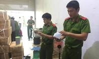 Phát hiện cơ sở kinh doanh hàng 'nhái' tại Đồng Nai