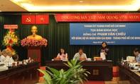 Đồng chí Phạm Văn Chiêu với Đảng bộ và nhân dân Gia Định – TP.HCM