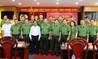 UBKT Đảng ủy Công an Trung ương sơ kết công tác kiểm tra, giám sát 6 tháng đầu năm 2017