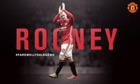 Rooney chia tay MU, chính thức quay về Everton