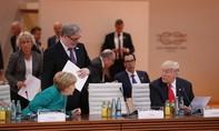 G20 không đạt được thỏa thuận khí hậu với Trump