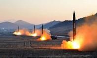 Triều Tiên ứng phó thế nào với tên lửa rơi xuống biển