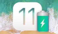 Làm thế nào để pin không nhanh cạn trên iOS 11? (Phần 1)