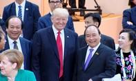 Tổng thống Mỹ Donald Trump dự kiến sẽ thăm Việt Nam trong tháng 11
