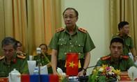 CATP trao đổi công tác chuyên môn với công an tỉnh Champasak – Lào