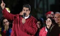Mỹ đóng băng tài sản của tổng thống Venezuela Nicolás Maduro