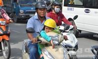 Ngán ngẩm chuyện kẹt xe mỗi buổi sáng trên đường Nguyễn Hữu Thọ