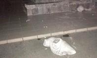 Tượng đài 14 tỷ đổ sập, một bé trai bị thương