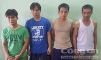 """TP.HCM: Camera """"lật mặt"""" băng trộm liên tiếp gây án trong KCX Tân Thuận"""
