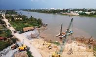 TP.HCM chỉ đạo xử lý sự cố sạt lở 1.250m2 bờ sông Sài Gòn