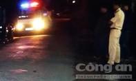Một thanh niên té xe máy chết thương tâm