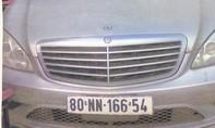 Tìm chủ xe ô tô Mescedes